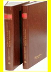 Učebnice soukromého práva římského. Díl II., Právo majetkové  (odkaz v elektronickém katalogu)