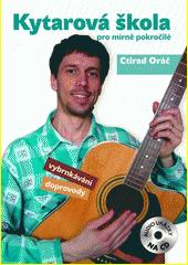 Kytarová škola pro mírně pokročilé  (odkaz v elektronickém katalogu)