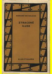 Ztracené iluse  (odkaz v elektronickém katalogu)