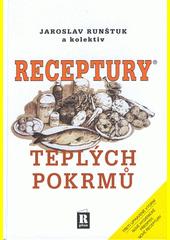 Receptury teplých pokrmů  (odkaz v elektronickém katalogu)