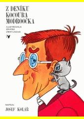 Z deníku kocoura Modroočka  (odkaz v elektronickém katalogu)