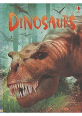 Dinosaurs / Stephanie Turnbull ; designed by Zöe Wray ; illustrated by Tetsuo Kushii (odkaz v elektronickém katalogu)