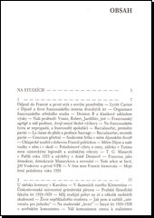 Paměti. [D.] 1, 1921–1938; Na studiích. Okolo Ženevy